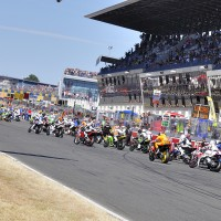 24 h du mans moto c'est parti photo Alain Monnot photo autonewsinfo