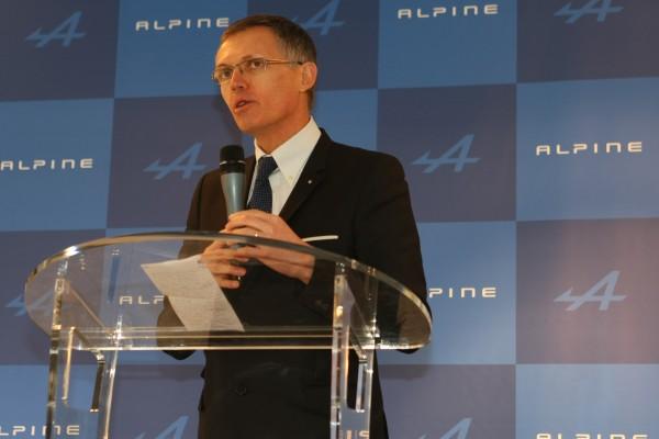 ALPINE-2013-LE-MANS-8-MARS-Carlos-TAVARES