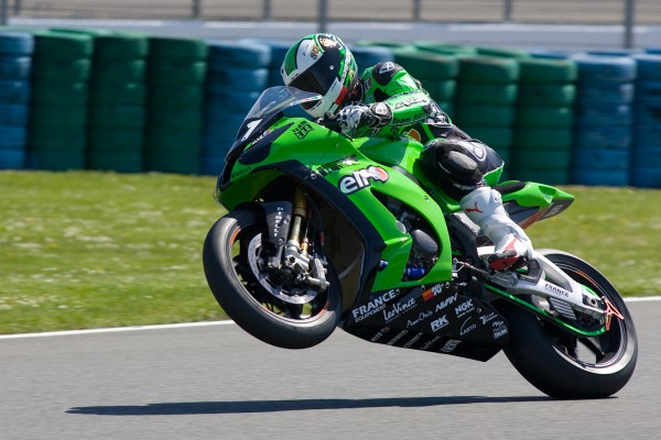 BOL-D-OR-2013-Leblanc-Kawasaki-11-Pole-Position-Photo-Michel-Picard-Automotonewsinfo2