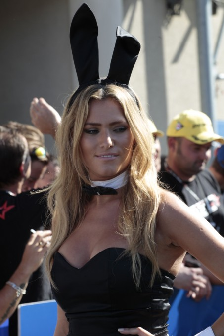 BUNNY PLAY BOY 24 H du mans moto 2013 Photo Thierry COULIBALY