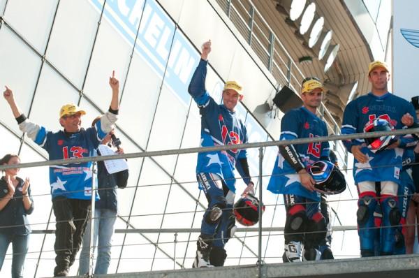 Une victoire qui se refuse mais un titre mondial encore en 2013!_ Photo Michel PICARD autonewsinfos