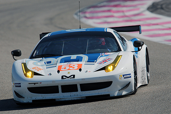 ELMS-2013-Test-PAUL-RICARD-RAM-Racing-FERRARI-F458-Gunnar-Jeanette-Photo-Gilles-VITRY-AUTONEWSINFO