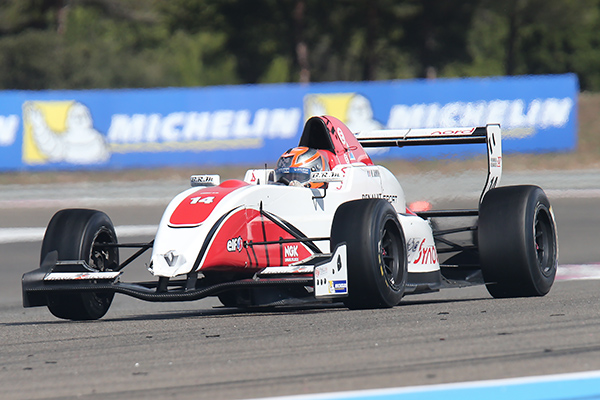 EUROCUP FORMULE RENAULT 2013 PAUL RICARD - NICOLAS JAMIN -course 2 le 29 septembre - photo Gilles VITRY
