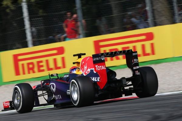 F1 2013 MONZA VETTEL
