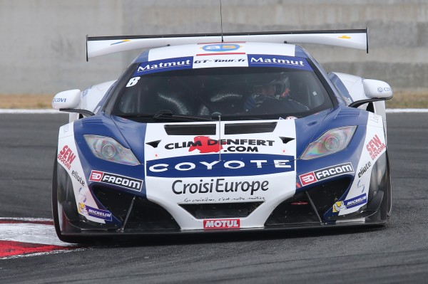 GT-TOUR-2013-MAGNY-COURS-MCLAREN-LOE-RACING-de-PASQUALI-BELTOISE-Photo-Gilles-VITRY