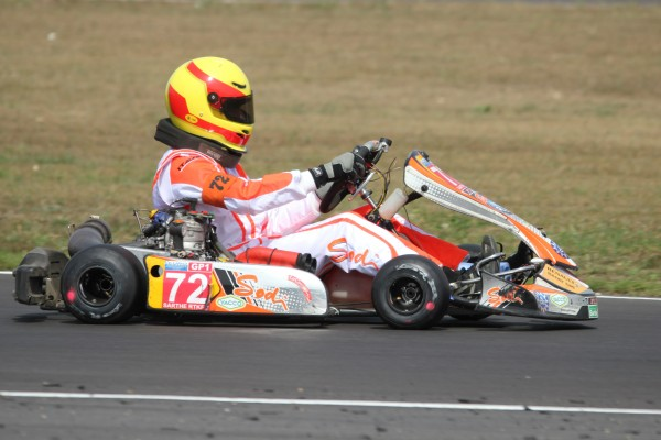 KARTING 24 HEURES DU MANS SARTHE RTKF 2 Num 72 - photo Christian TIMON