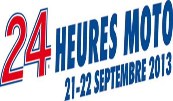 LOGO 24 HEURES DU MANS MOTO 2013