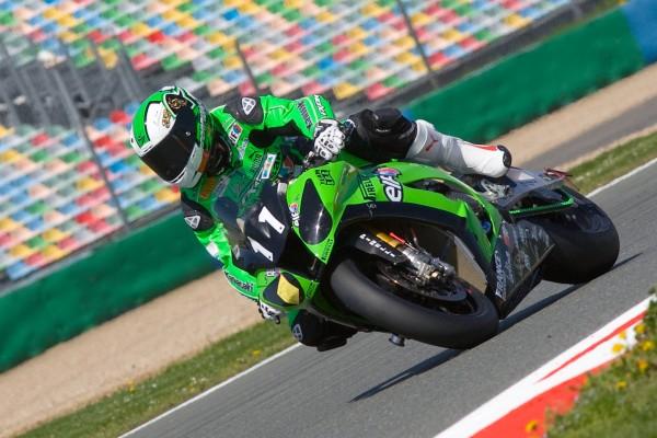 Kawasaki en épouvantail après 3 victoires consécutives_ Photo Michel PICARD autonewsinfo