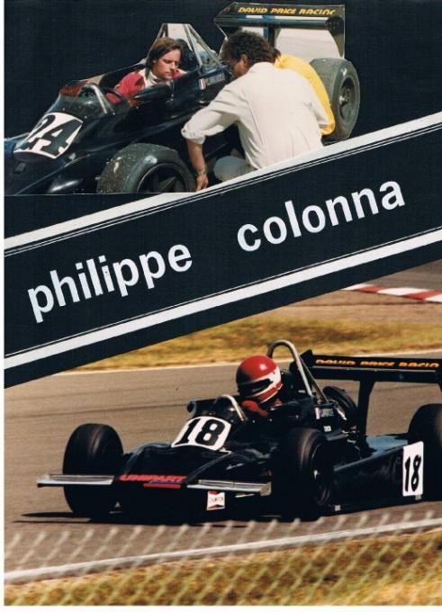 PHILIPPE COLONNA en 1981