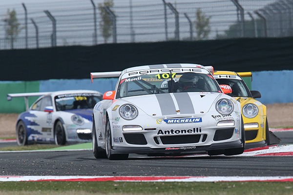 PORSCHE CUP 2013 - MAGNY COURS- MONTI - Photo Gilles VITRY