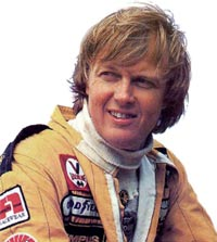 RONNIE PETERSON portrait