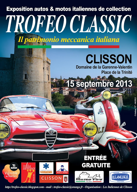 TROFEO CLASSIC 2013  Affiche