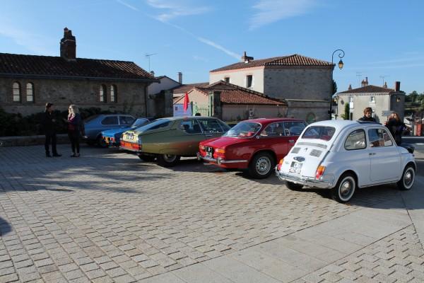 TROFEO CLASSIC 2013 FIAT 500 SM MASERATI.J