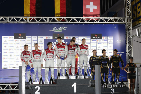 WEC-2013-INTERLAGOS-PODIUM-AUDI-1-et-2-et-LOLA-TOYOTA-REBELLION