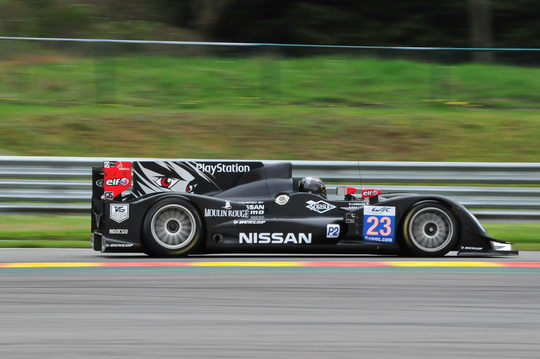 WEC-SPA-2012-SIGNATECH-NISSAN-NUM-23-LOMBARD-MAILLEUX-TRESSON