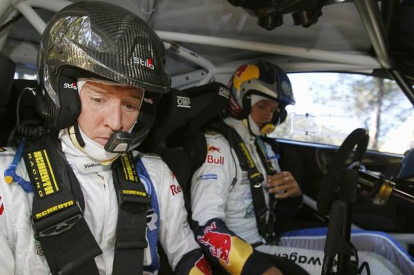 WRC 2013 AUSTRALIE Andreas Mikkelsen et Paul Nagle