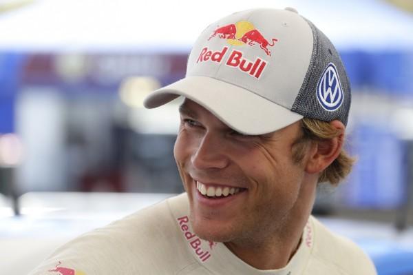 WRC 2013 AUSTRALIE - Andreas Mikkelsen portrait.