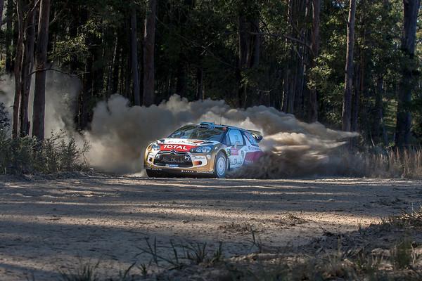 WRC-2013-AUSTRALIE-J2-HIRVONEN-Photo-Jo-LILLINI