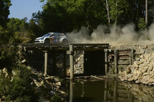 WRC 2013 AUSTRALIE LATVALA VW POLO- R.