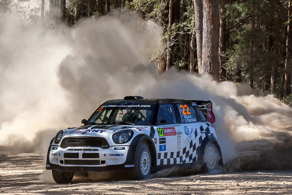 WRC-2013-AUSTRALIE-MINI-QUINN-MCNEAL-Photo-Jo-LILLINI