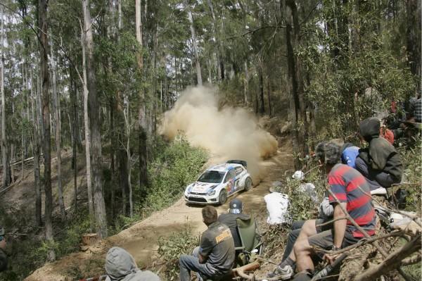 WRC 2013 AUSTRALIE POLO VW Jari Matti LATVALA