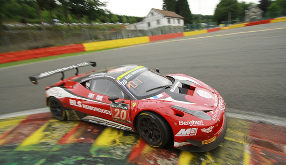 SPA 2013 FERRARI SOFREV ASP Photo HECQ.