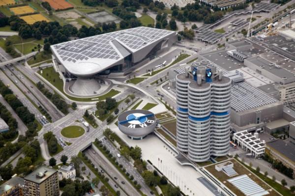 BMW-LE-SIEGE-social-a-MUNICH-en-BAVIERE
