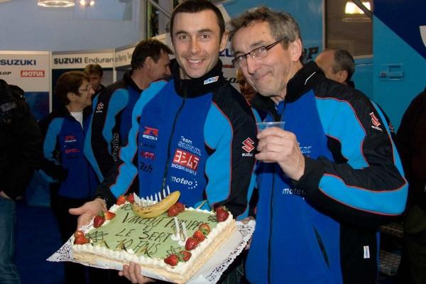 BOL 2012 Vincent philippe 10 ans avec le SERT de Dominique Meliand  Photo Michel Picard Autonews info