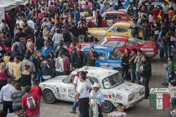 CARRERA-PANAMERICANA-2013-MEXICO-Affluence-record