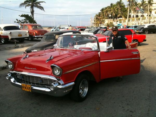 CUBA Buick
