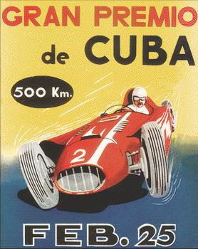CUBA Gran Premio Cuba 57