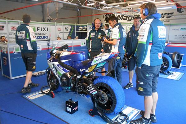 Une équipe anglaise très efficace_ Photo Gilles VITRY autonewsinfo