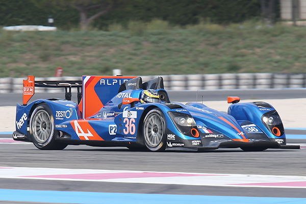 ELMS-2013-PAUL-RICARD-Pierre-RAGUES-assurant-le-premier-relais-Photo-Gilles-VITRY