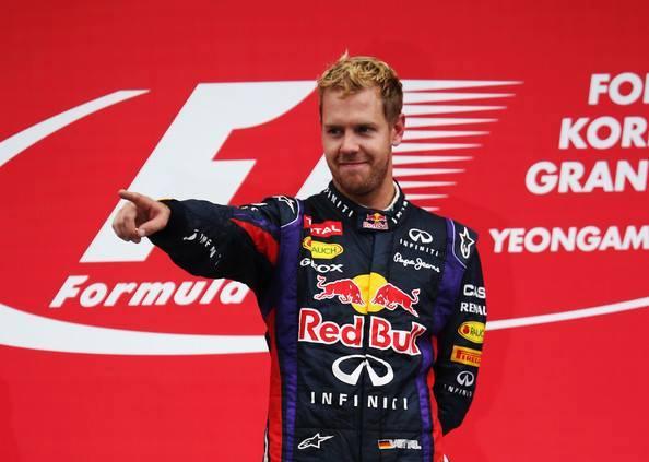F1-2013-COREE-VETTEL-1er-8eme-PODIUM-de-la-saison-2013