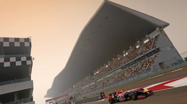 F1-INDE-La RED-BULL de VETTEL en 2012 -