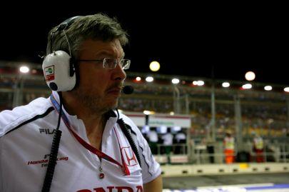F1 Ross Brawn