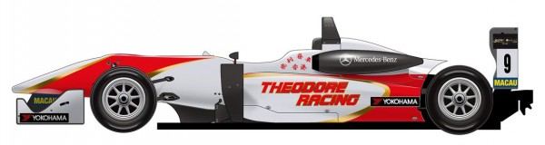 F3 MACAO Photo THEODORE Racing