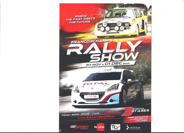 Francorchamps Rallye Show