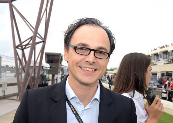 GT TOUR 2013 PAUL RICARD - LE President de la FFSA Nicolas DESCHAUX - phoro Claude MOLINIER.