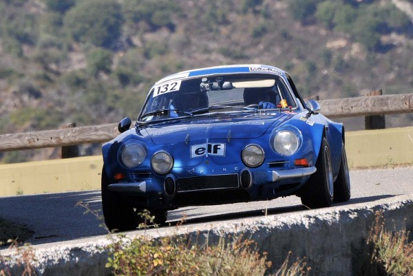 TOUR DEC CORSE HISTOROQUE 2013 ALPINE