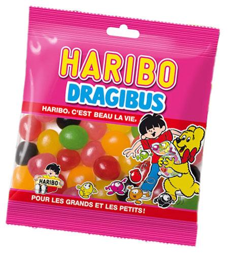 HARIBO-DRAGIBUS