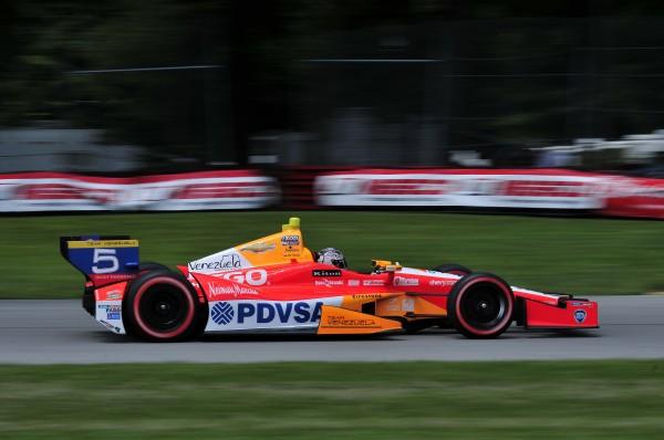 2013 IndyCar Mid Ohio