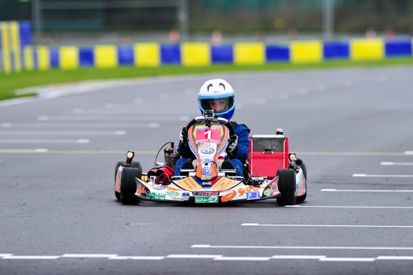 INAUGURATION CIRCUIT INTERNATIONNAL DE KARTING