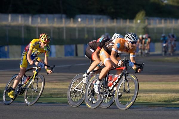 Ici lors des 24 h Du Mans vélo_ Photo Michel Picard autonewsinfo
