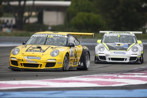 Porsche Carrera Cup France 2013 - Gael Castelli LE CHAMPION 2013 au Paul Ricard