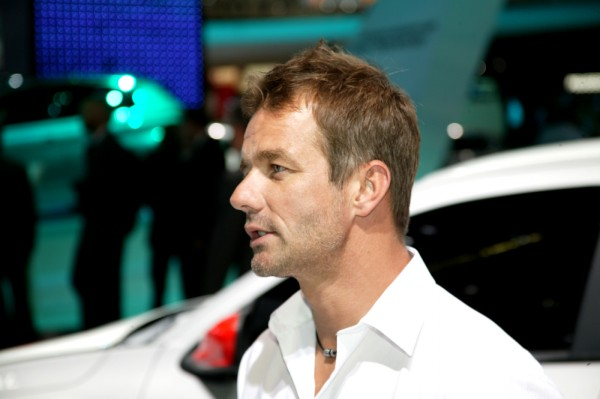 SEBASTIEN LOEB 2013 au SALON DE FRANCFORT Photo Claude MOLINIER.j