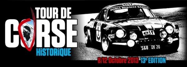 TOUR DE CORSE HISTORIQUE 2013 Affiche