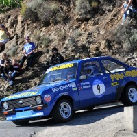 TOUR DE CORSE HISTORIQUE 2013 ESCORT PADRONA - photo Francois HAASE.