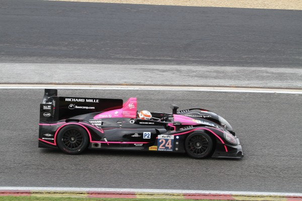 WEC 2013 SPA MORGAN NISSAN OAK de PLA HEINEMEIER HANSSON BRUNDLE-© Manfred GIET pour autonewsinfo