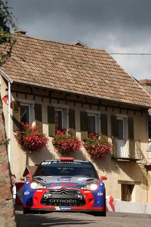WRC-2013-ALSACE-DS3-CITROEN-du-Polonais-KUBICA-photo-JoLILINI